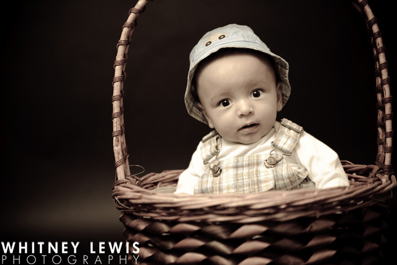 Studio Shoot; Utah Baby Photography
