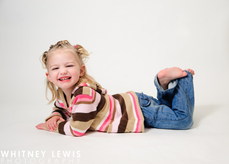 Utah Kid Photography, Studio Shoot
