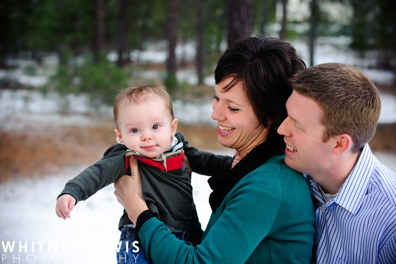 Family Photos, Spokane Washington