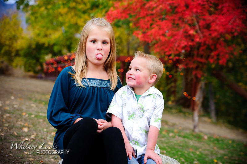 Family photography at Wheeler Farm in SLC, UT