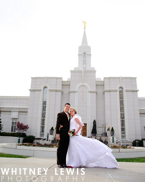 Tanner Wedding, Photography in Bountiful Utah