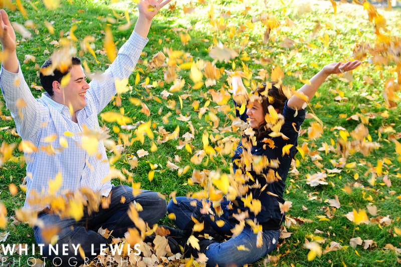 Salt Lake Engagement Photos- Liberty Park