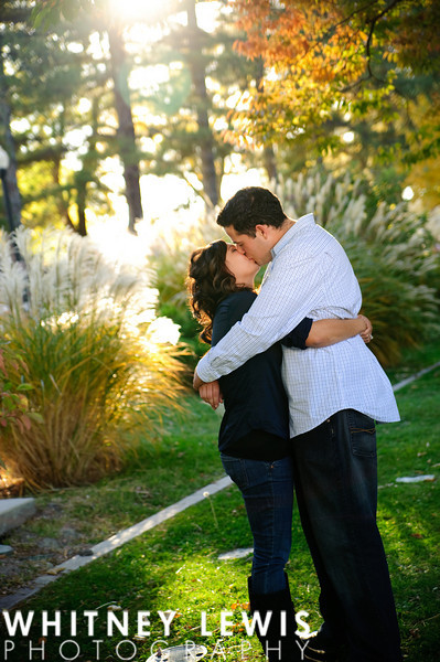 Utah Engagement Pictures- Liberty Park