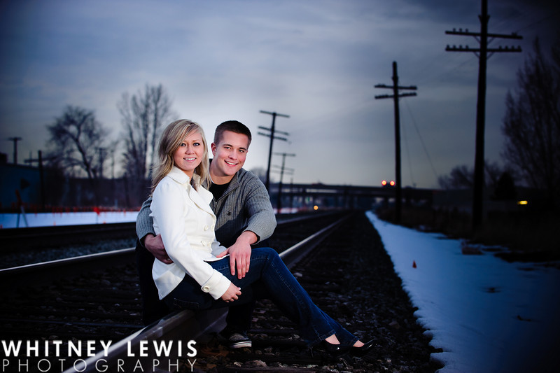 Provo, Engagement Photos, Winter, Colors
