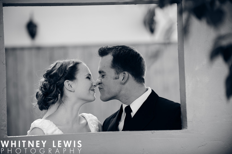Newlywed photos, Lindsey and David Christensen