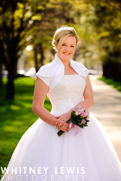 sunlight, backlit, bridal photography, Salt Lake park