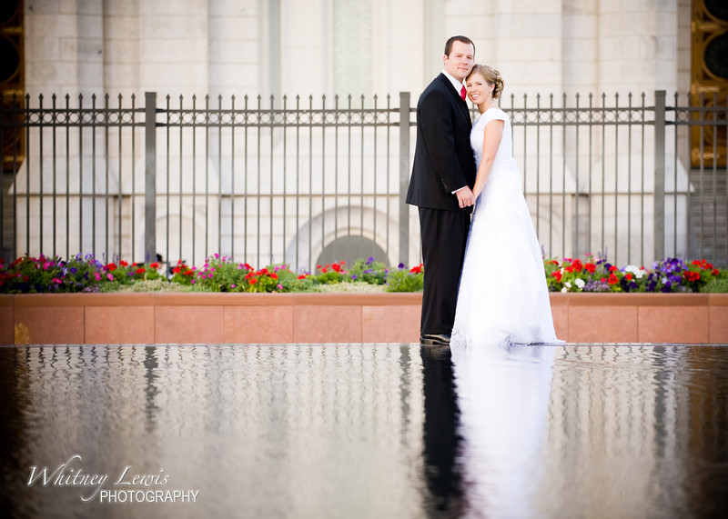 Utah Wedding Photography for Mike and Crystal Weber