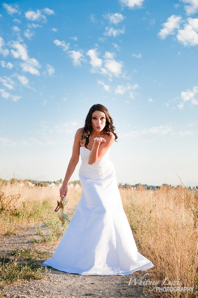 Jennifer's Utah Bridal Photography