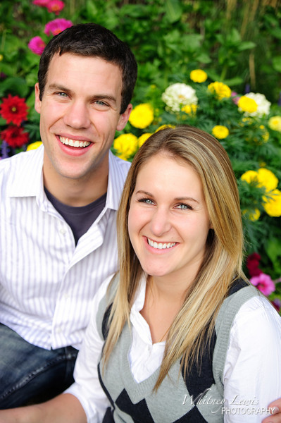 Utah Engagement Photography for Alan and Alexis around American Fork Utah