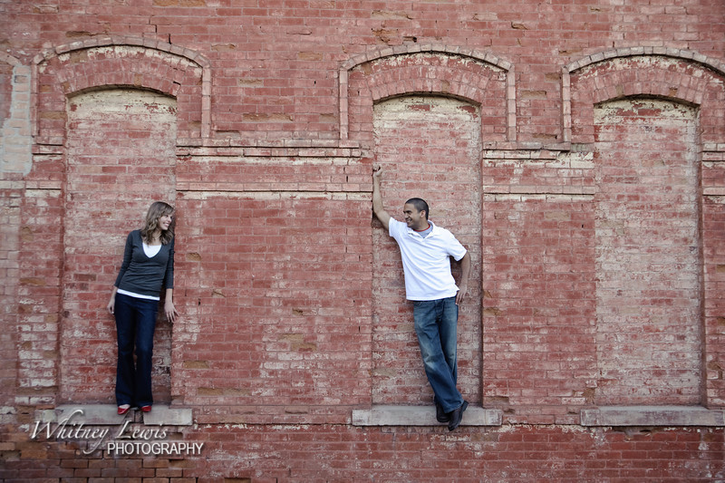 Engagement Photos featuring LJ and Kaylee in Lehi, Utah