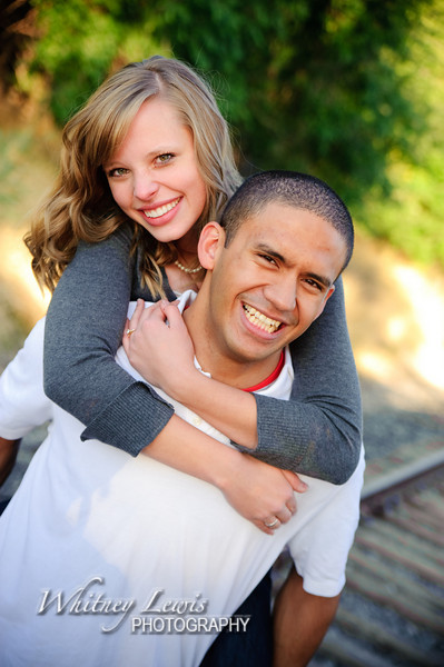 Engagement Pictures with LJ and Kaylee in Lehi, Utah