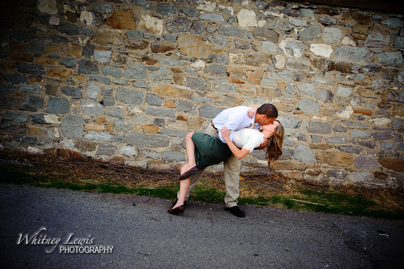 Utah Engagement Photos featuring LJ and Kaylee in Lehi UT