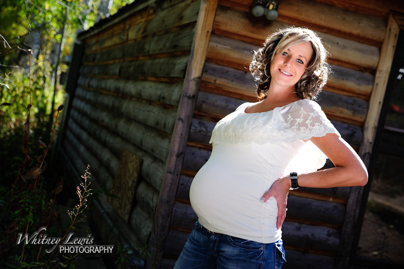 Baby and Maternity Photography in Sundance, UT